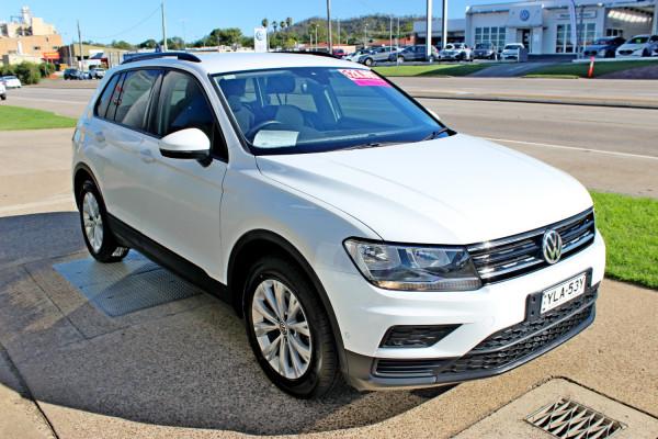2016 MY17 Volkswagen Tiguan 5N  110TSI 110TSI - Trendline Suv