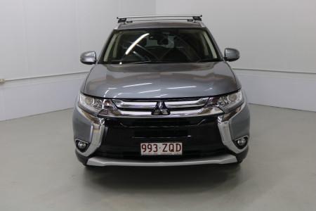 2018 MY18.5 Mitsubishi Outlander ZL MY18.5 LS Suv Image 2