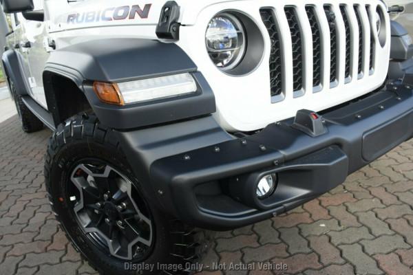 2021 Jeep Gladiator JT Rubicon Ute Image 2