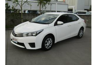 2014 Toyota Corolla ZRE172R Ascent S-CVT Sedan Image 3