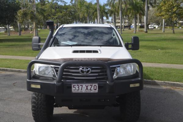 Toyota HiLux SR5 KU