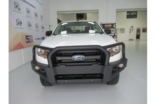 2017 MY18.00 Ford Ranger PX MKII 2018.00MY XL Utility Image 3