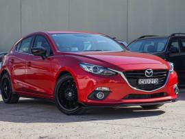 Mazda 3 GT BM