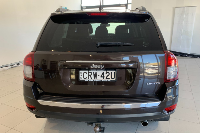2014 Jeep Compass MK MY14 Limited Suv Image 11
