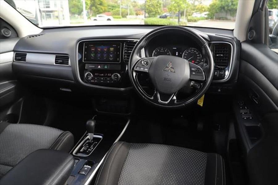 2017 Mitsubishi Outlander ZK MY18 LS Suv Image 10