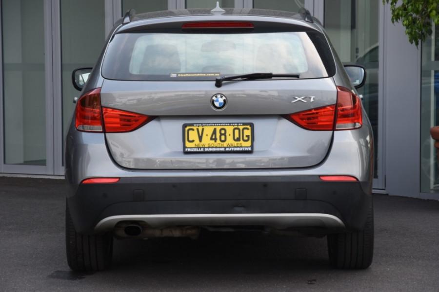 2012 BMW X1 E84 MY0312 sDrive18i Suv