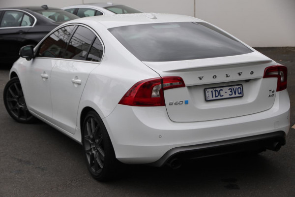 2013 Volvo S60 (No Series) MY13 Polestar Sedan
