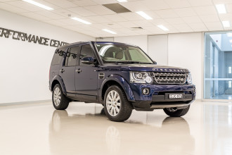2016 MY16.5 Land Rover Discovery Series 4 TDV6 Suv Image 3