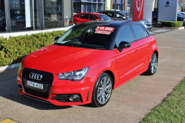 Audi A1 S Line - Competition