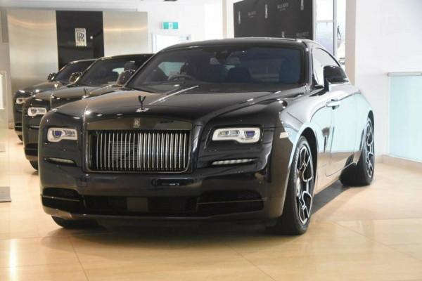 Rolls royce Wraith Rolls-Royce
