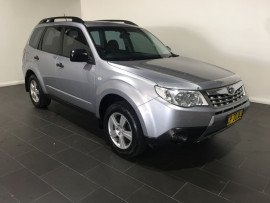 Subaru Forester XS S3