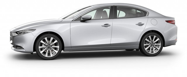 2020 Mazda 3 BP G25 Astina Sedan Sedan Mobile Image 22