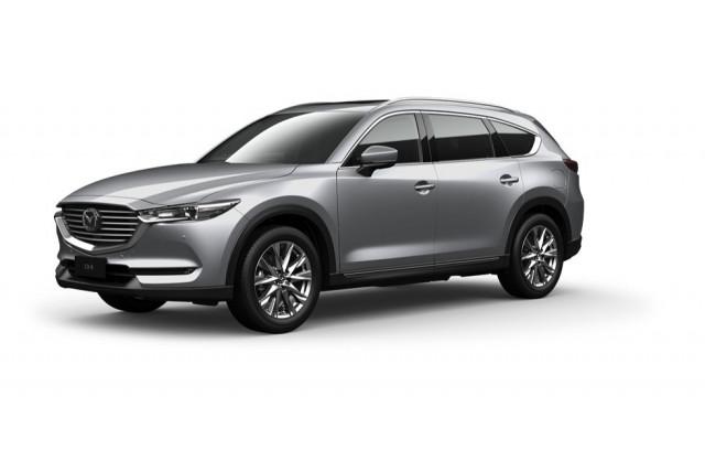 2020 Mazda CX-8 KG Series Asaki Suv