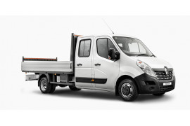 Renault Master Cab Chassis Dual Cab X62