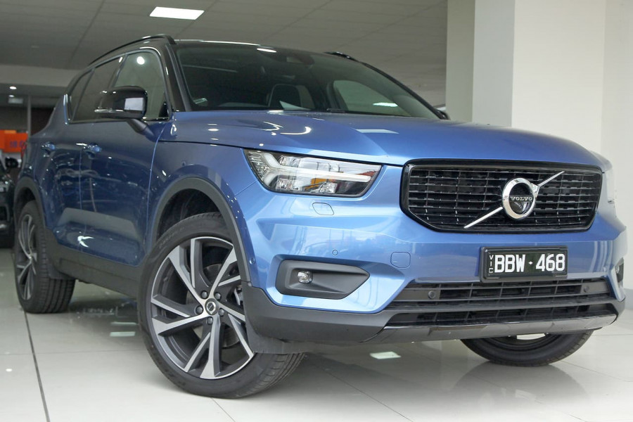 2019 Volvo Xc40 (No Series) MY19 T5 R-Design Suv Mobile Image 1