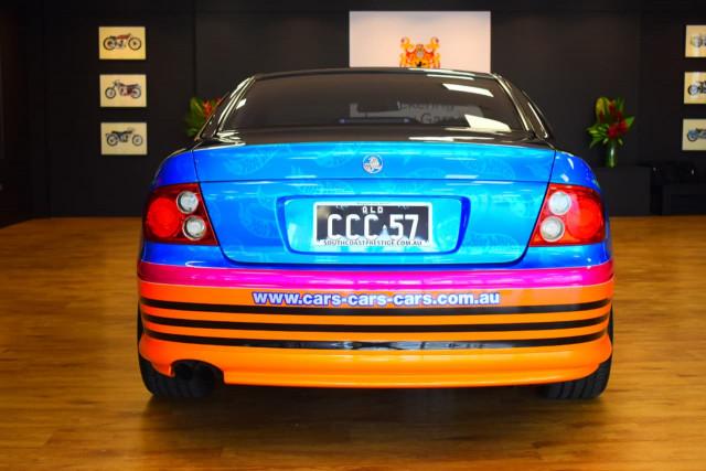 2001 Holden Monaro V2 CV8 Coupe Image 11