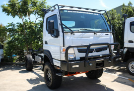 Fuso Canter FG 4X4 SUPER SINGLE AND MEGA UPGRADES 4X4 FG