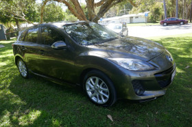 Mazda 3 SP25 BL