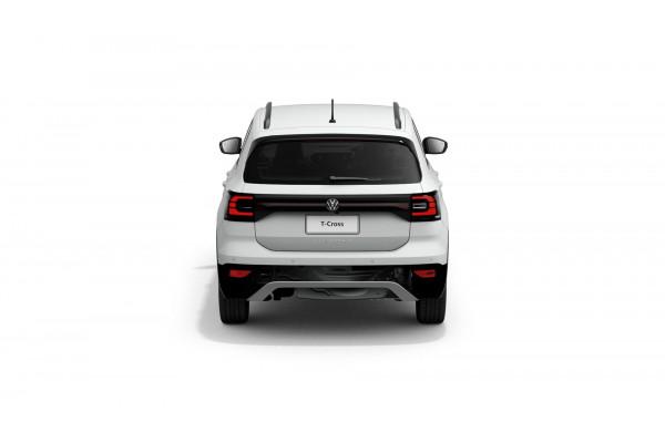 2021 Volkswagen T-Cross CityLife Black 1.0L T/P 7Spd DSG Suv Image 4