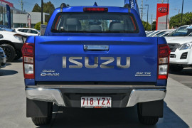 2019 Isuzu UTE D-MAX LS-T Crew Cab Ute 4x4 Utility