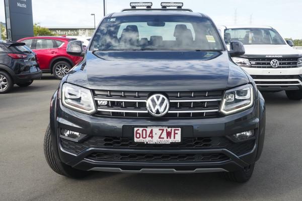 2020 Volkswagen Amarok 2H V6 Highline Black 580 S Utility Image 2