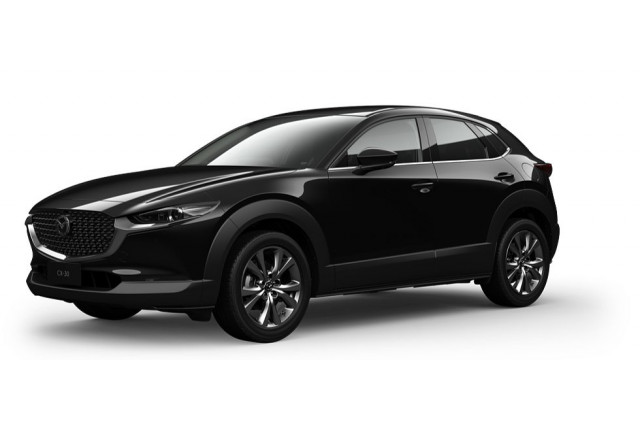 2021 MY20 Mazda CX-30 DM Series G20 Astina Wagon