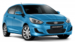 New Hyundai Accent