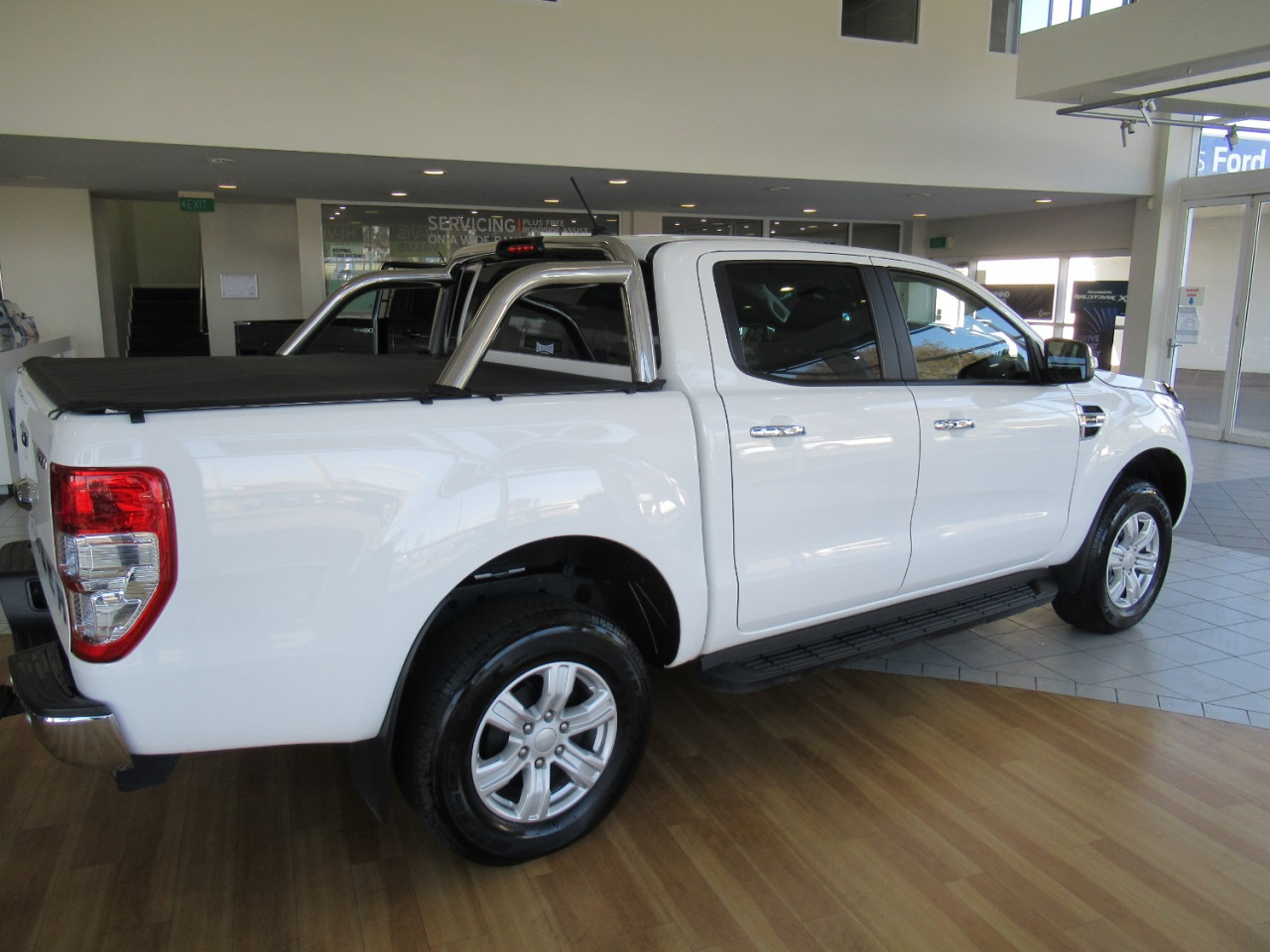 2019 MY19.75 Ford Ranger PX MkIII 4x2 XLT Double Cab Pick-up Hi-Rider Utility Image 11