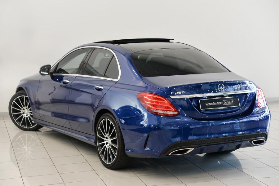 2016 Mercedes-Benz C-class C250