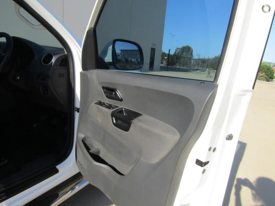 2013 MY14 Volkswagen Amarok 2H MY14 TDI400 Cab chassis Image 13