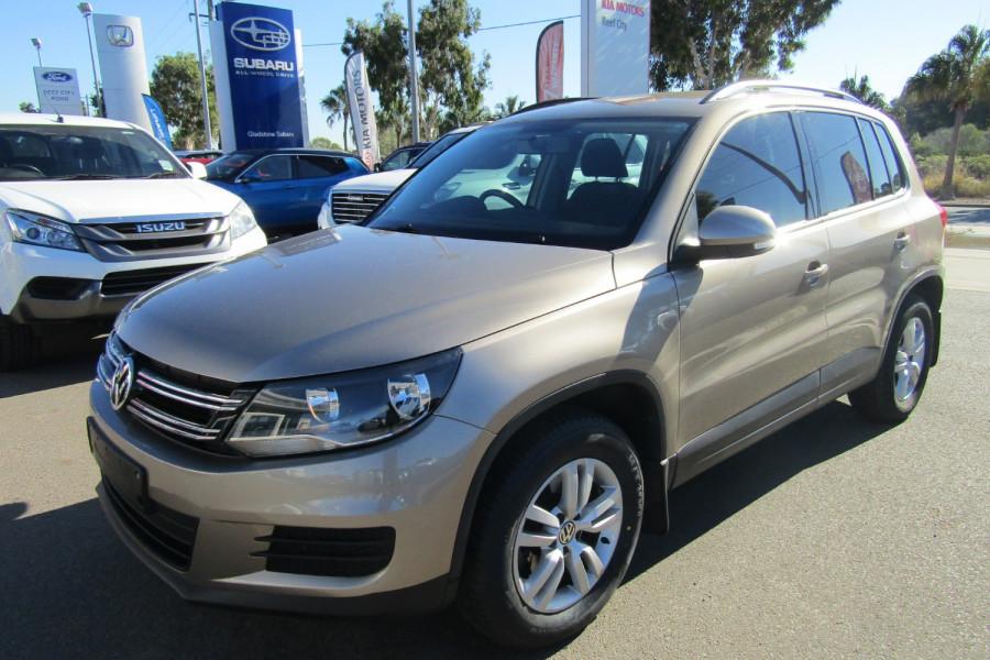 2015 MY16 Volkswagen Tiguan 5N 118TSI Suv