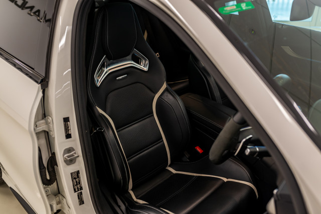 2016 MY07 Mercedes-Benz C-class W205  C63 AMG S Sedan Image 40