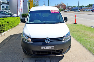 2015 MY16 Volkswagen Caddy 2KN  TSI160 TSI160 - Runner Van Image 3