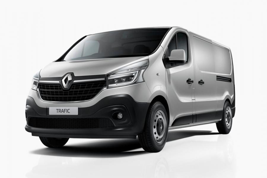 2021 Renault Trafic LWB Pro Image 1