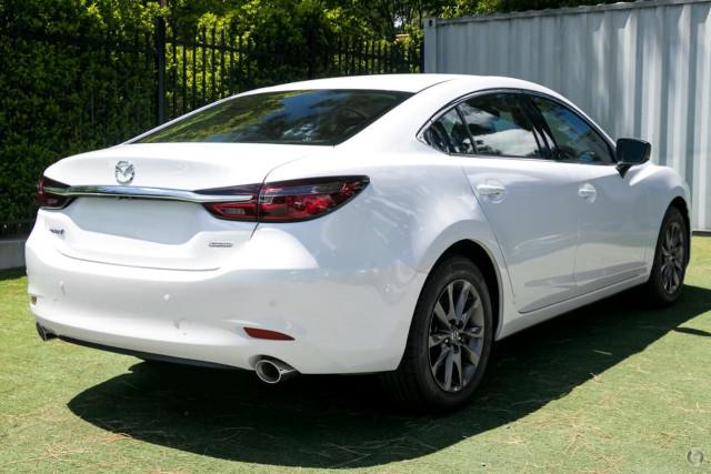 2019 Mazda 6 GL Series Sport Wagon Sedan Image 3