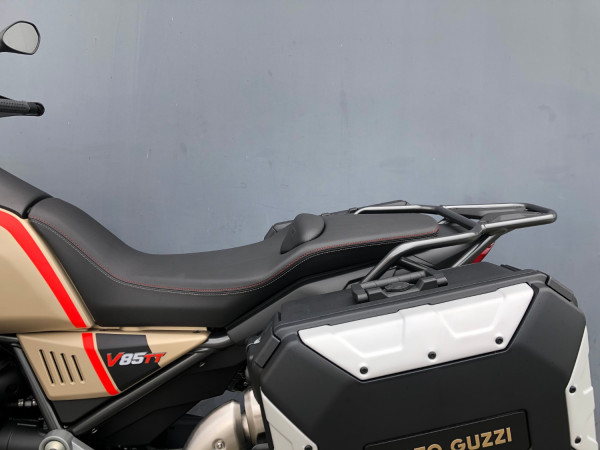 2020 Moto Guzzi V85TT Travel Motorcycle
