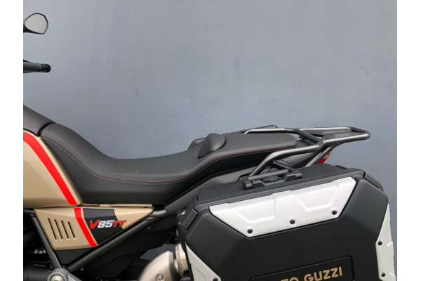2020 Moto Guzzi V85TT Travel Motorcycle Image 4