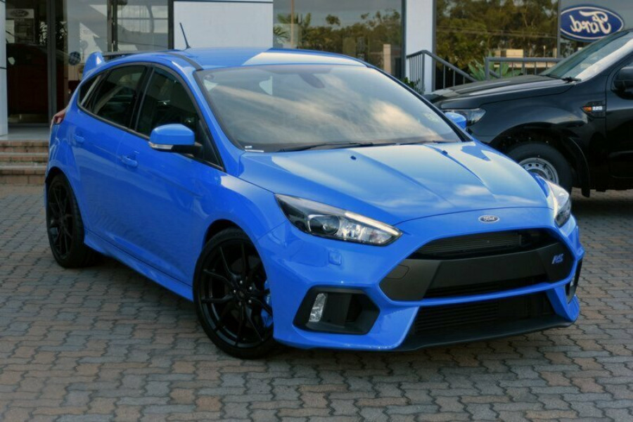 2017 MY17.5 (RS Model) Ford Focus LZ RS Hatch