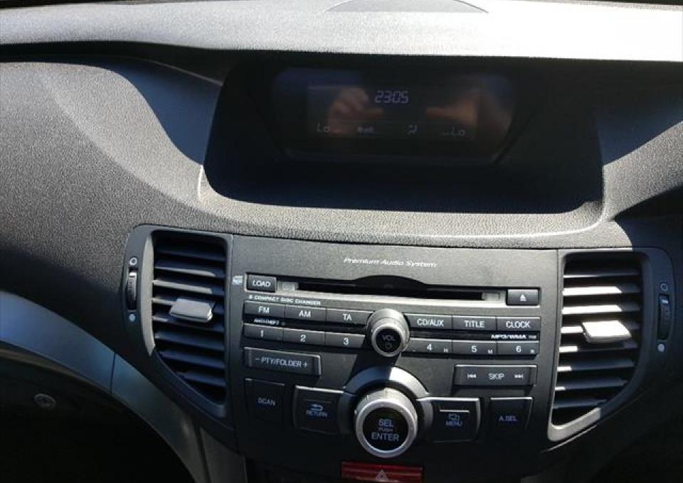 2012 MY13 Honda Accord Euro CU  Luxury Sedan