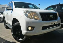 Toyota Landcruiser Prado SX KDJ155R