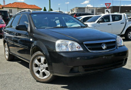 Holden Viva JF MY08