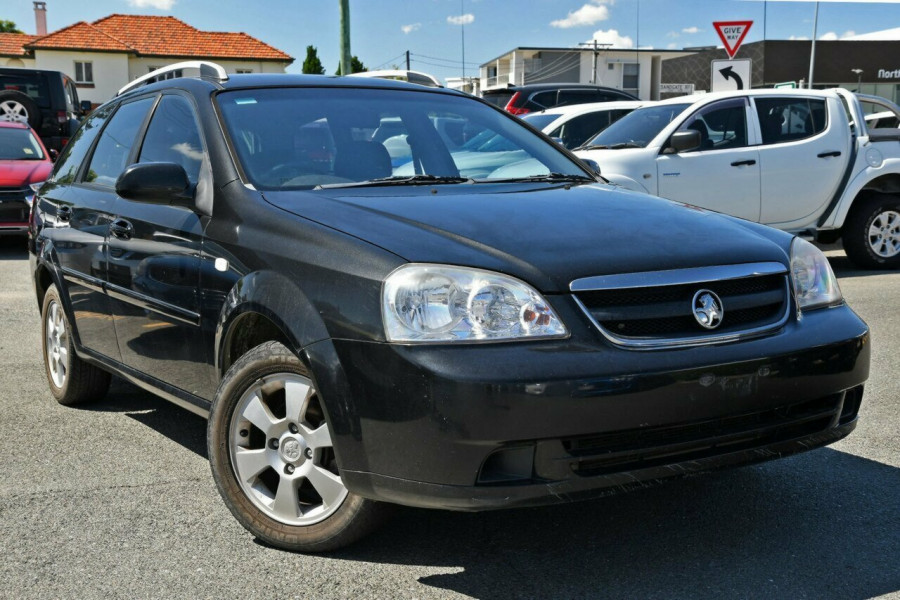 2008 Holden Viva JF MY08 Wagon
