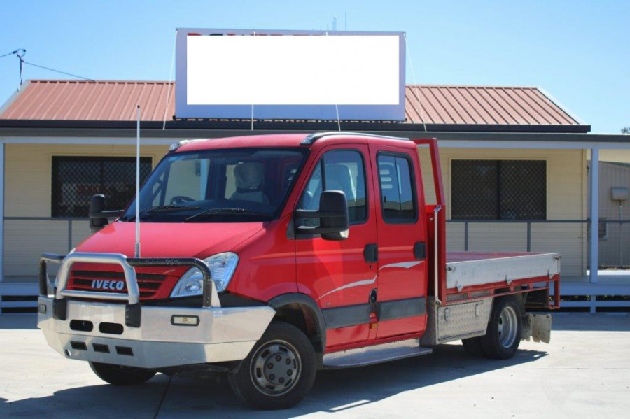 2008 Iveco 50c Daily Dual Cab Truck Image 12