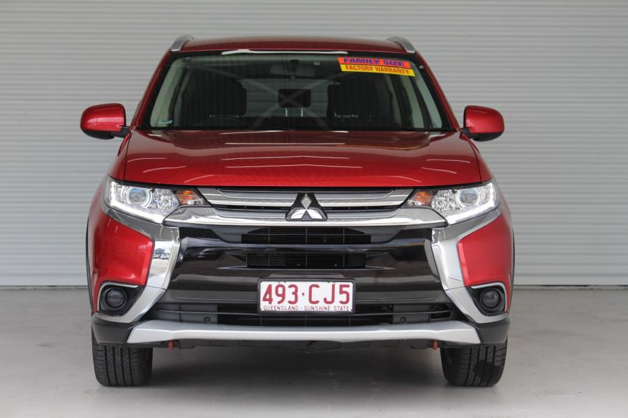 2017 MY18 Mitsubishi Outlander ZK MY18 LS Suv