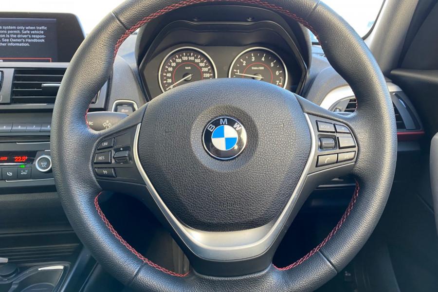 2014 MY13 BMW 1 Series F20 MY0713 118I Hatchback