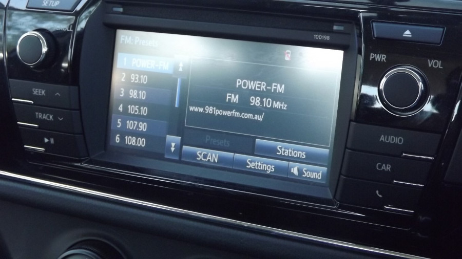 2016 Toyota Corolla ZRE172R Ascent Sedan Image 17