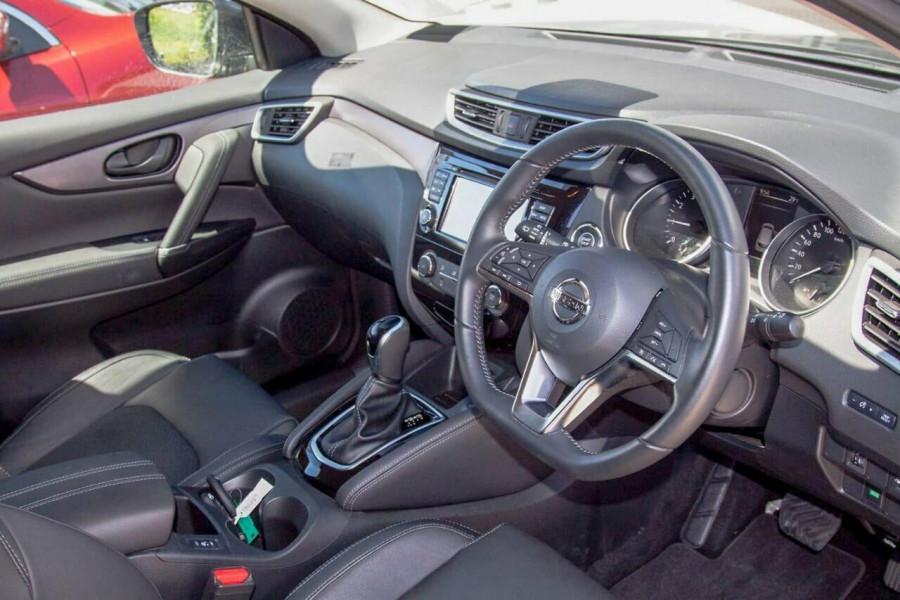 2019 MY18 Nissan Qashqai J11 MY18 ST-L (5Yr) Suv Image 6