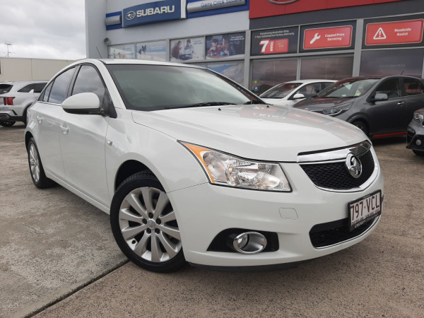 2011 MY12 Holden Cruze JH Series II  CDX Sedan