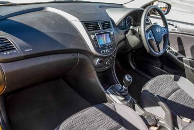 2018 Hyundai Accent RB6 MY18 Sport Sedan