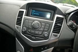 2010 Holden Cruze JG CD Sedan
